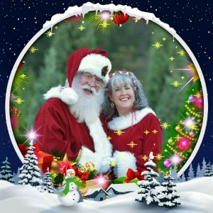 Santa & Mrs Claus - Santa Claus in Myrtle Beach, South Carolina