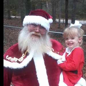 Santa Perry - Santa Claus / Actor in Nicholson, Georgia