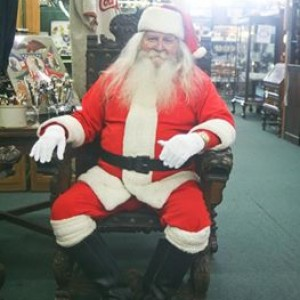 Santa Jim - Santa Claus in Arlington, Texas