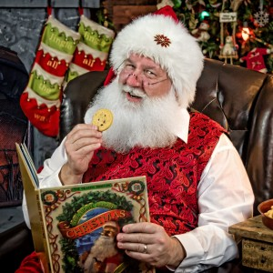 Santa Nick - Santa Claus / Holiday Party Entertainment in Tampa, Florida