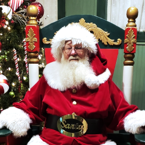 Santa Of North Alabama - Santa Claus in Huntsville, Alabama