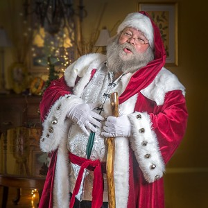 Santa of The South - Santa Claus in Bossier City, Louisiana