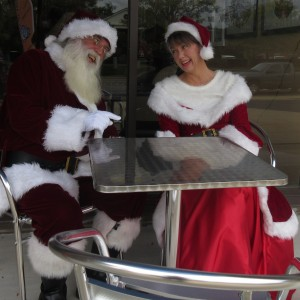 Santa On Wheels - Santa Claus in Akron, Ohio