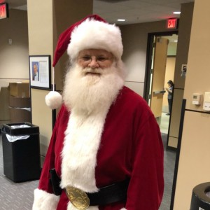 Santa Paris - Santa Claus in Lilburn, Georgia