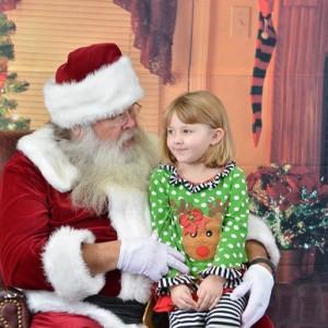 Santa Paul - Santa Claus in Hickory, North Carolina