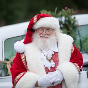 Santa Phil - Santa Claus in Knoxville, Tennessee