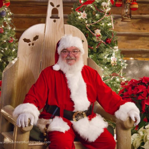 Santa Ray - Santa Claus in Hudson, Ohio