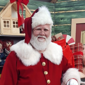 Santa Ray - Santa Claus in Springfield, Illinois