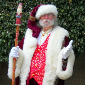 Santa Ric Morton - Santa Claus in Gardena, California