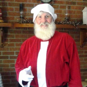 Santa Rob Harmon - Santa Claus in Newark, Ohio
