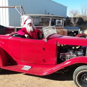 Santa Robert - Santa Claus in El Paso, Texas