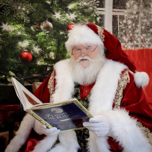 Santa Ron - Santa Claus in Bremen, Georgia
