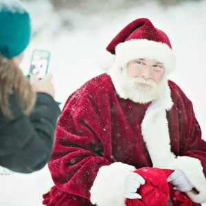 Santa Ron - Santa Claus in New Milford, Connecticut