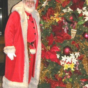 Santa Roy - Santa Claus in Seattle, Washington
