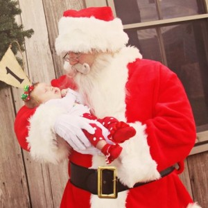 Santa Ryan - Santa Claus in Houston, Texas