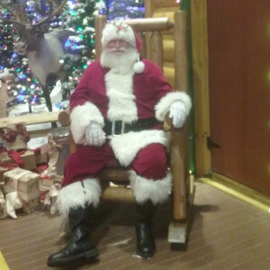 Santa S - Santa Claus in Colorado Springs, Colorado