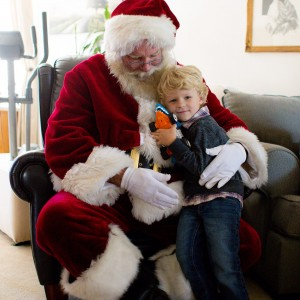 Santa - Actor in San Diego, California