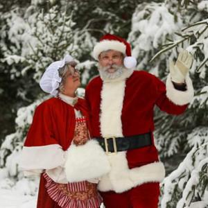 Santa Scot - Santa Claus in Northport, Michigan
