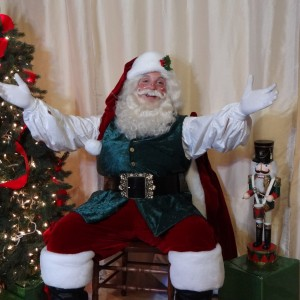 The Classic Santa Claus - Santa Claus in Lisle, Illinois