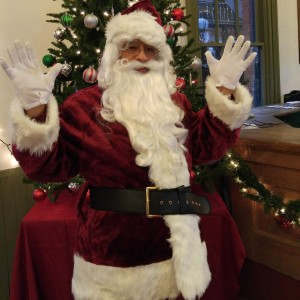Santa Shawn - Santa Claus in New Britain, Connecticut