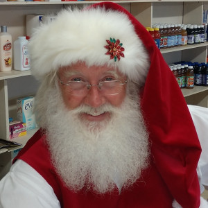 Santa Earl - Santa Claus in Summerville, Georgia