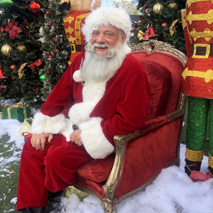 Santa Teddy - Santa Claus in Las Vegas, Nevada