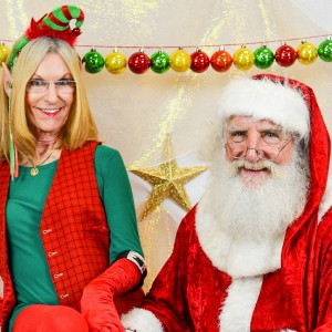 Santa Terry and Elf Kandy - Santa Claus / Actor in Phoenix, Arizona