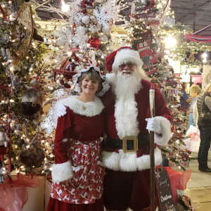 Santa Tony - Santa Claus in Chehalis, Washington