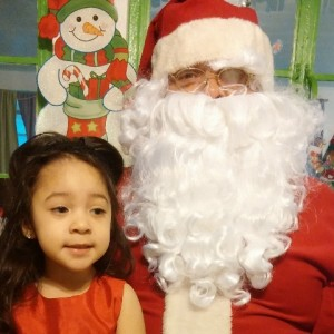 Santa Tracy - Santa Claus in Wylie, Texas