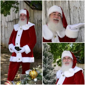 Santa Wade Wells - Santa Claus in San Antonio, Texas