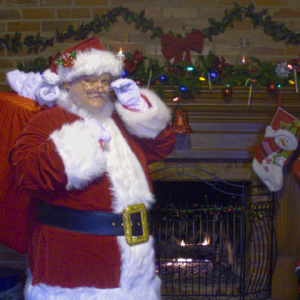 Santa W.A.S. Here - Santa Claus / Holiday Party Entertainment in Decatur, Texas