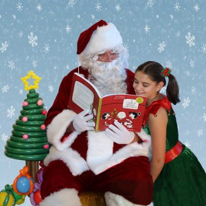 Santa with a Twist - Santa Claus / Holiday Entertainment in Sherborn, Massachusetts