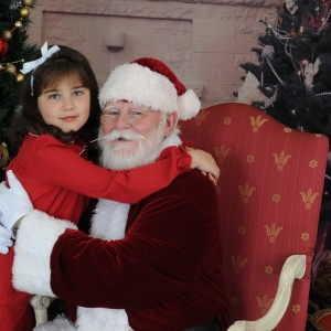 Santaclaus - Santa Claus in Smithfield, North Carolina