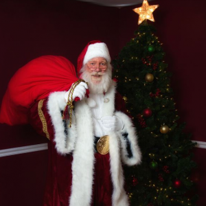 SantaSoHappy, Santa Claus - Santa Claus / Storyteller in Raleigh, North Carolina
