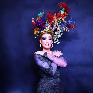 Saoirse Glam - Drag Queen in San Diego, California