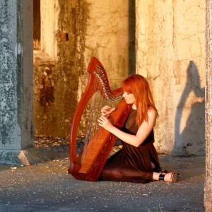 Sapta Yin - Harpist in Richmond, Virginia