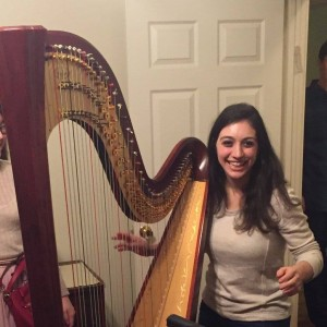 Sara Kantor - Harpist in San Francisco, California