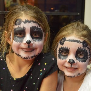 Sara Solo - Face Painter in Orange County, California