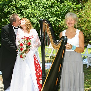Sara Sterling Ansley, Harpist - Harpist / Celtic Music in Tampa, Florida