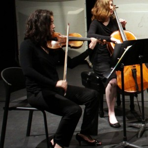 Sarah Agrios, Violinist - String Quartet in Chesapeake, Virginia