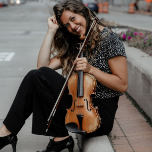 Sarah Becker - Violinist in Cincinnati, Ohio