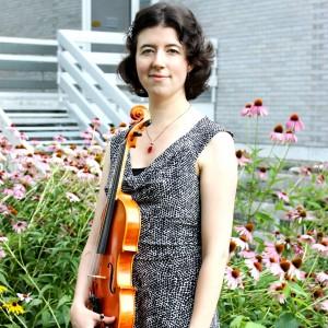 Sarah Beth Shiplett - Wedding Violinist - Violinist in Fredericton, New Brunswick
