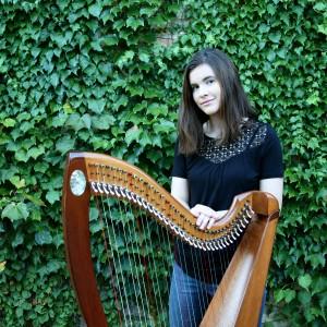 Sarah Copus - Harpist in Allen, Texas