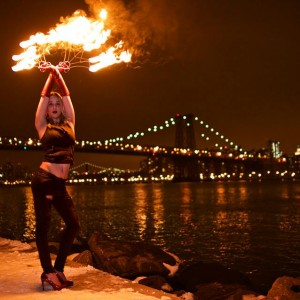 Sarah Elizabeth - Fire Performer / Burlesque Entertainment in New York City, New York