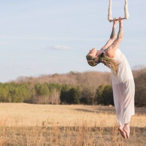Sarah Hahn - Aerialist in Rock Hill, South Carolina