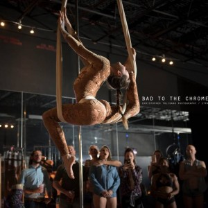 Sarah Jade - Aerialist / Cabaret Entertainment in Tampa, Florida