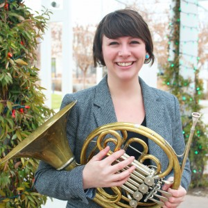 Sarah Morrow - Brass Musician in Chicago, Illinois
