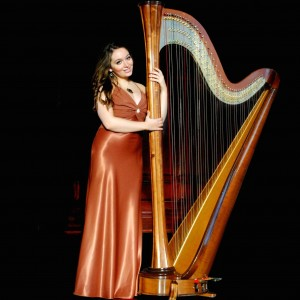 Sarah Rice - Harpist / Celtic Music in Newhall, California