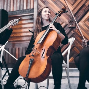 Sarah Stoloff, Cellist - Cellist / String Trio in Wilmington, North Carolina