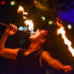 Sarah Supernova - Fire Performer in Plymouth, Wisconsin